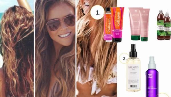 Fryzury na lato: Beach waves jak zrobić, by osiągnąć efekt włosów prosto z plaży?