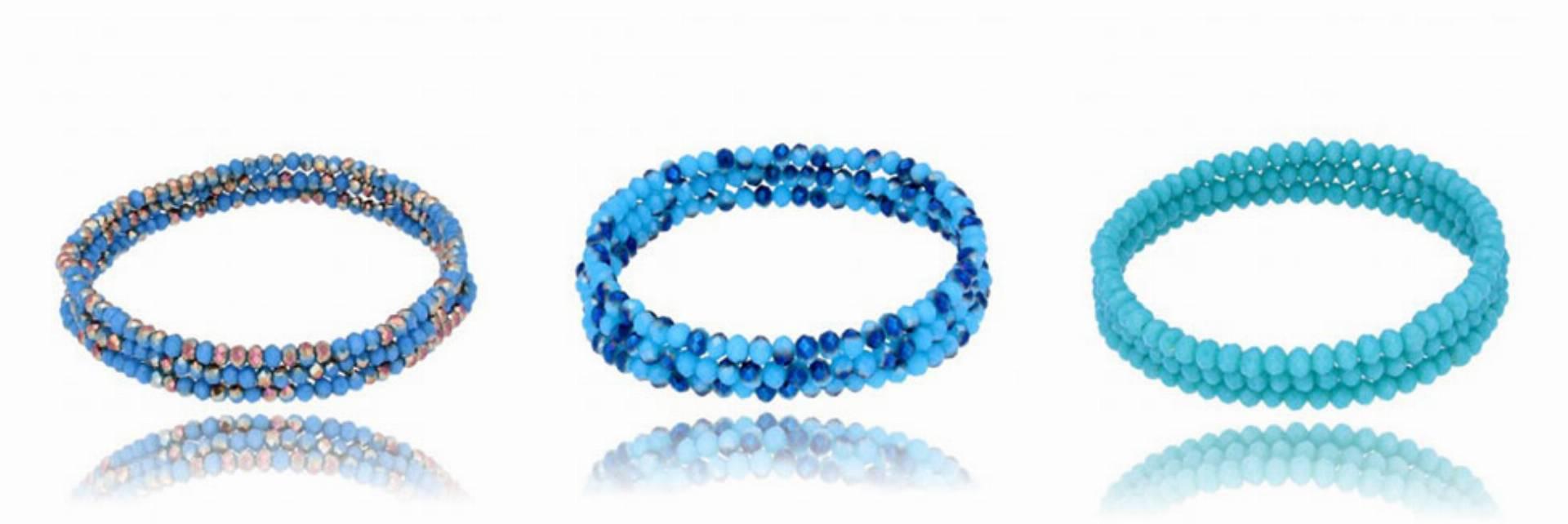 bransoletki-niebieskie
