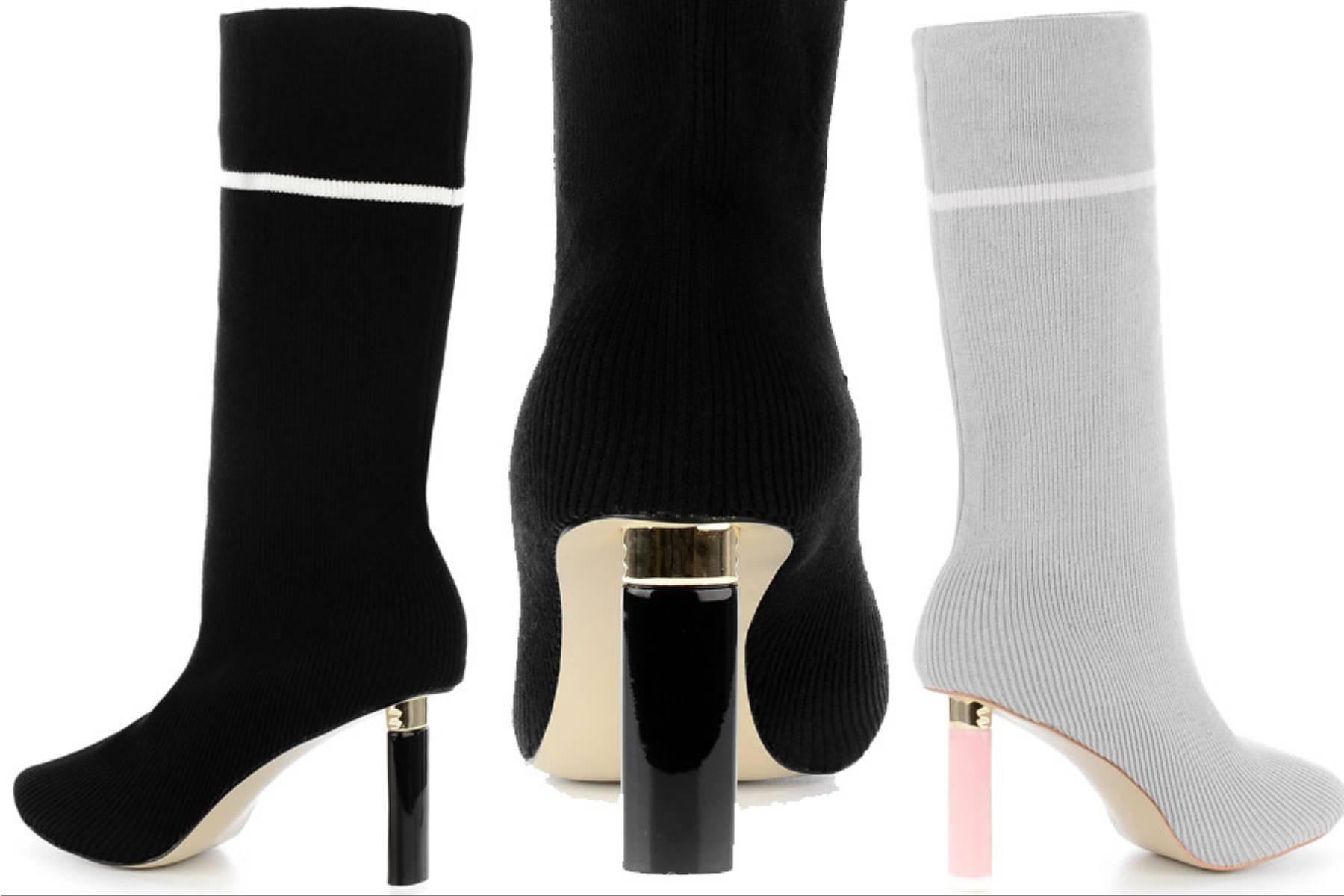 28516feb Buty Primamoda - najnowsze światowe trendy: buty z pleksi i buty ...