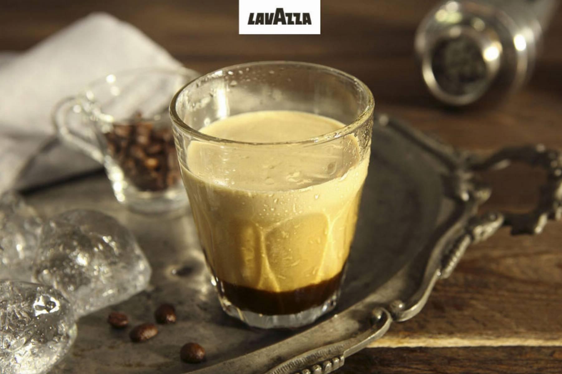 Jak zrobić kawę mrożoną -  caffe_shakerato