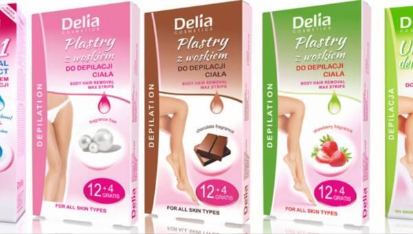 Delia Cosmetics  – nowa odsłona produktów do domowej depilacji