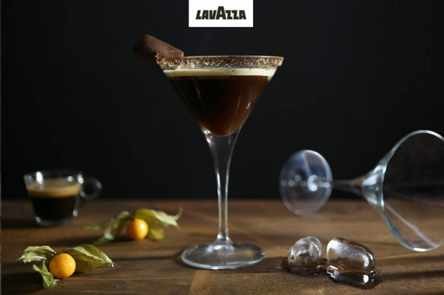 Jak zrobić kawę mrożoną -  espresso-martini