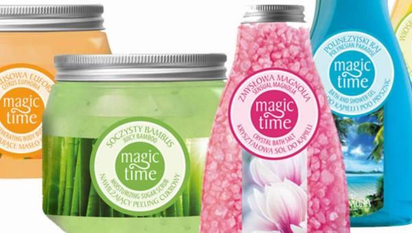 Magic Time Farmona – magiczne masła, cukrowe peelingi, olejki