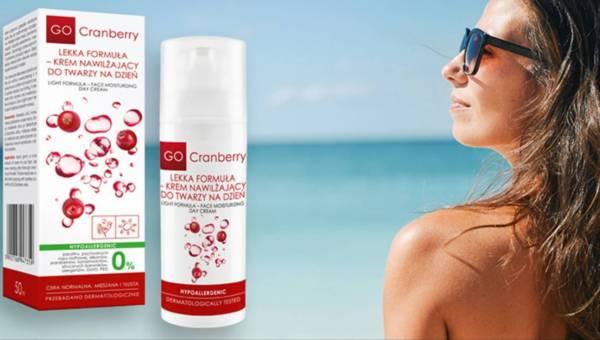 Bezpieczna i piękna opalenizna z kosmetykami GoCranberry