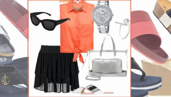Wygodnie i stylowo w 5-ciu odsłonach: do czego nosić klapki ?