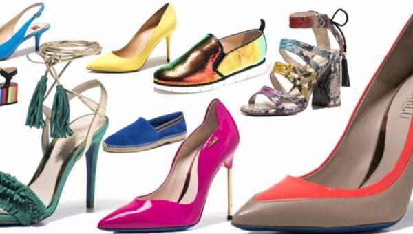 Kolorowe buty na lato 2016 z kolekcji BALLIN i LORIBLU