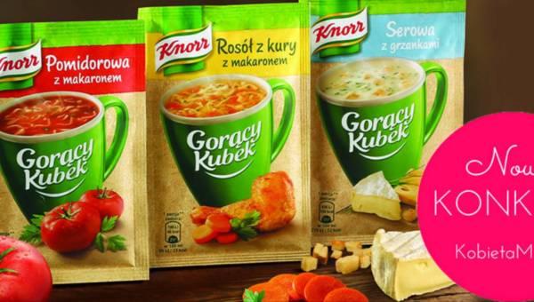 Konkurs: Wakacyjna przygoda z Knorr