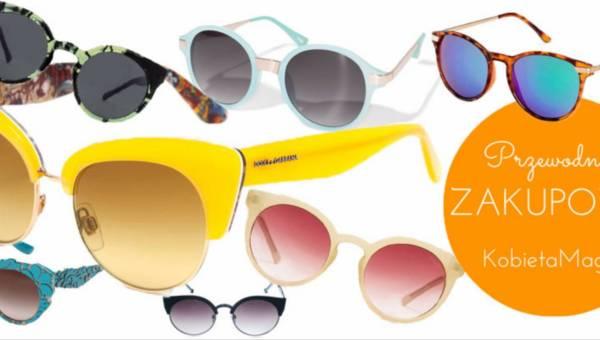 Przewodnik zakupowy: Modne okulary przeciwsłoneczne na lato 2016