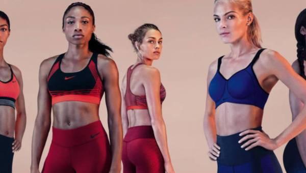 Sportowe staniki z nowej kolekcji Nike Pro Bra