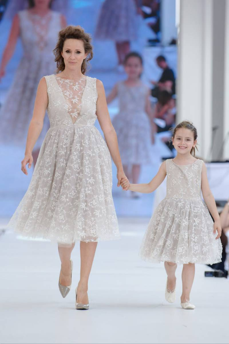 Sukienki Dla Mamy I Córki Na Specjalne Okazje Kobietamagpl
