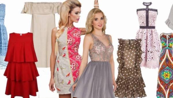 Mini-przewodnik: najmodniejsze sukienki na lato 2016