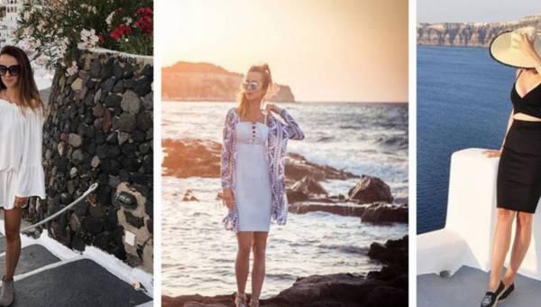 Modne stylizacje: wakacyjna sukienka