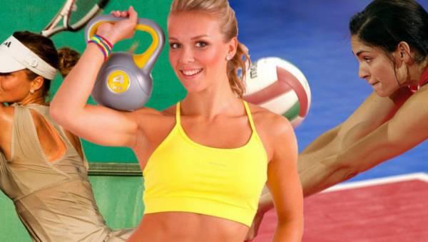 Urodowy przegląd: kosmetyki dla kobiet uprawiających sport