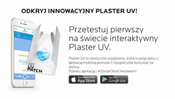 To lubimy! Pierwszy interaktywny plaster UV od L'Oréal