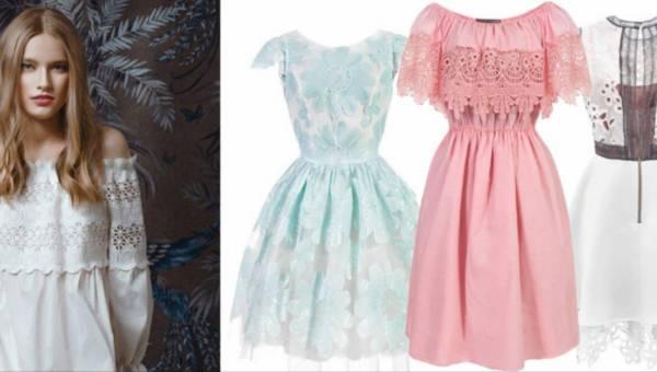 Pastelowa i romantyczna kolekcja marki Yoshe na lato 2016: Summer Fairytale