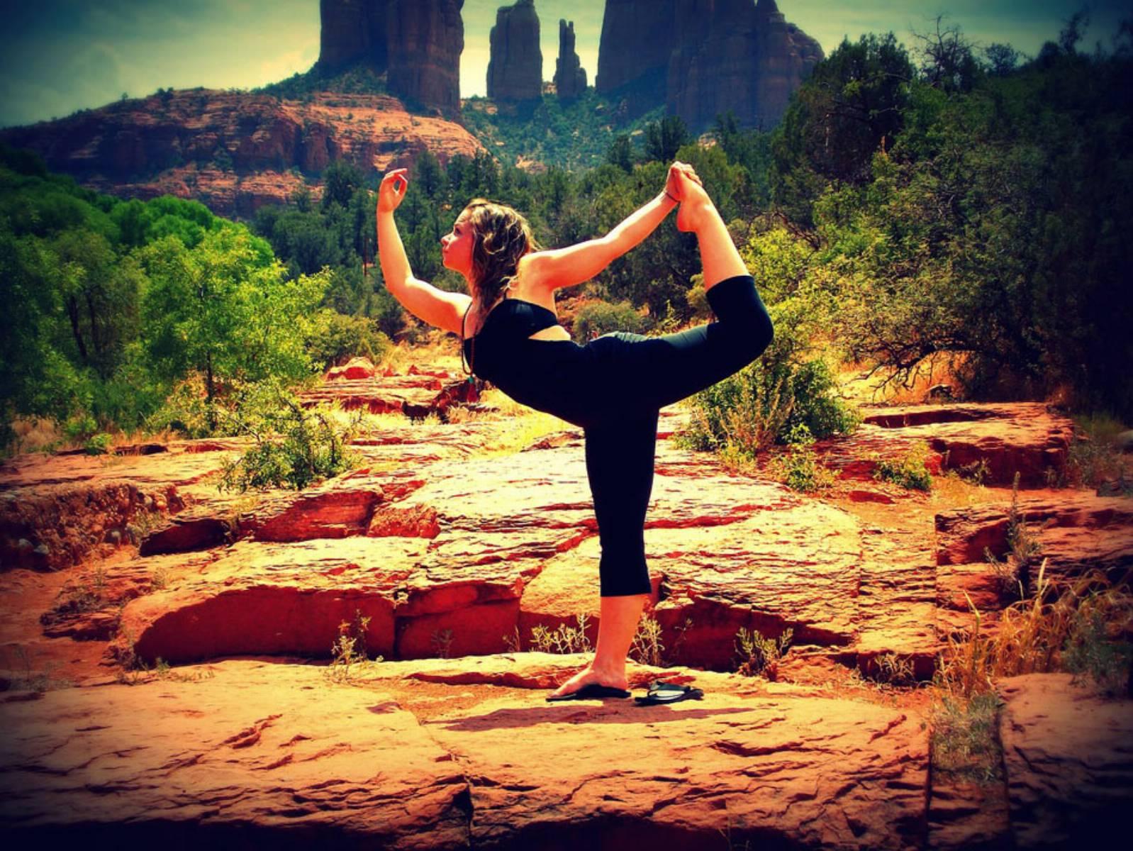 joga, ćwiczenia