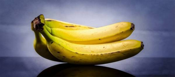 domowa maska na włosy z bananem
