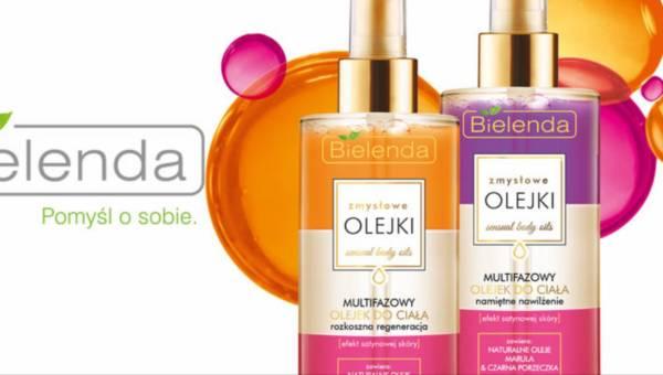 Nowość kosmetyczna: Bielenda Zmysłowe Olejki