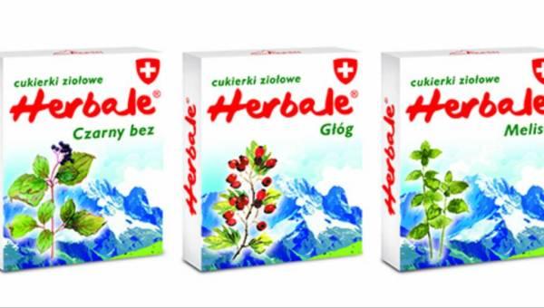 Cukierki ziołowe Herbale
