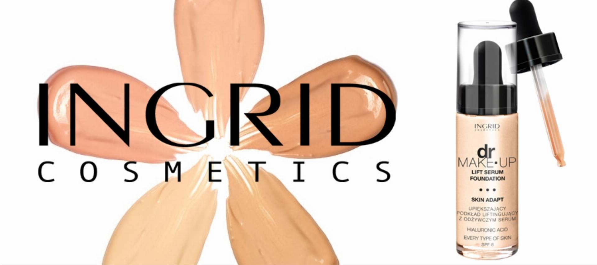 dr make up ingrid cosmetics