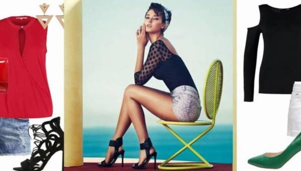 7 eleganckich pomysłów stylizacyjnych na dżinsowe szorty