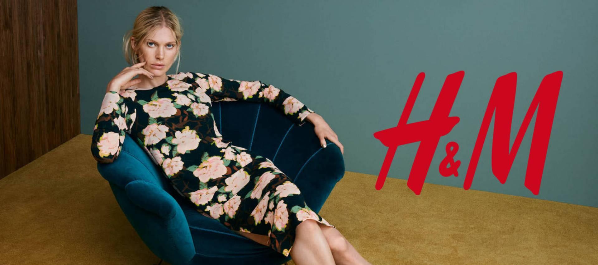 H&M jesień 2016