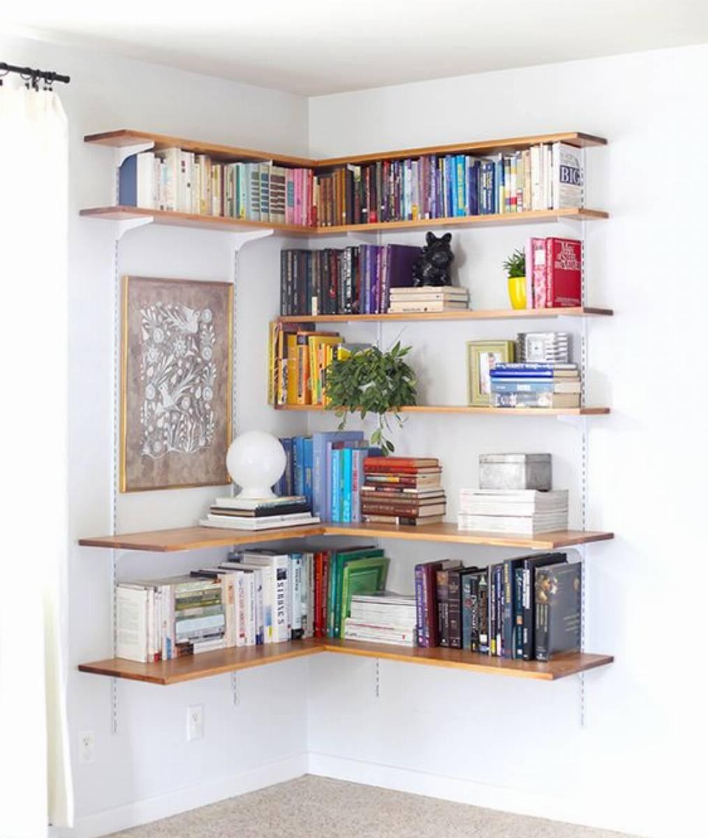 inspiracje pomysły na domową biblioteczkę (1)