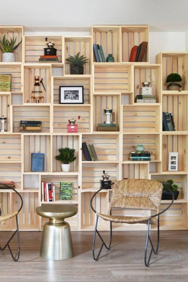 inspiracje pomysły na domową biblioteczkę (12)