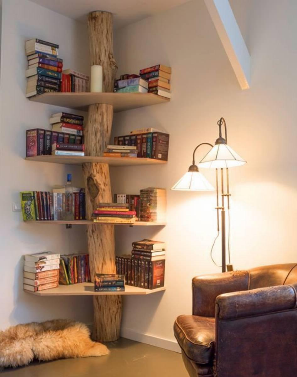inspiracje pomysły na domową biblioteczkę (16)