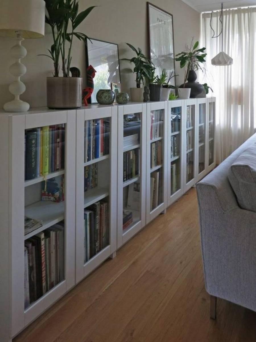 inspiracje pomysły na domową biblioteczkę (2)