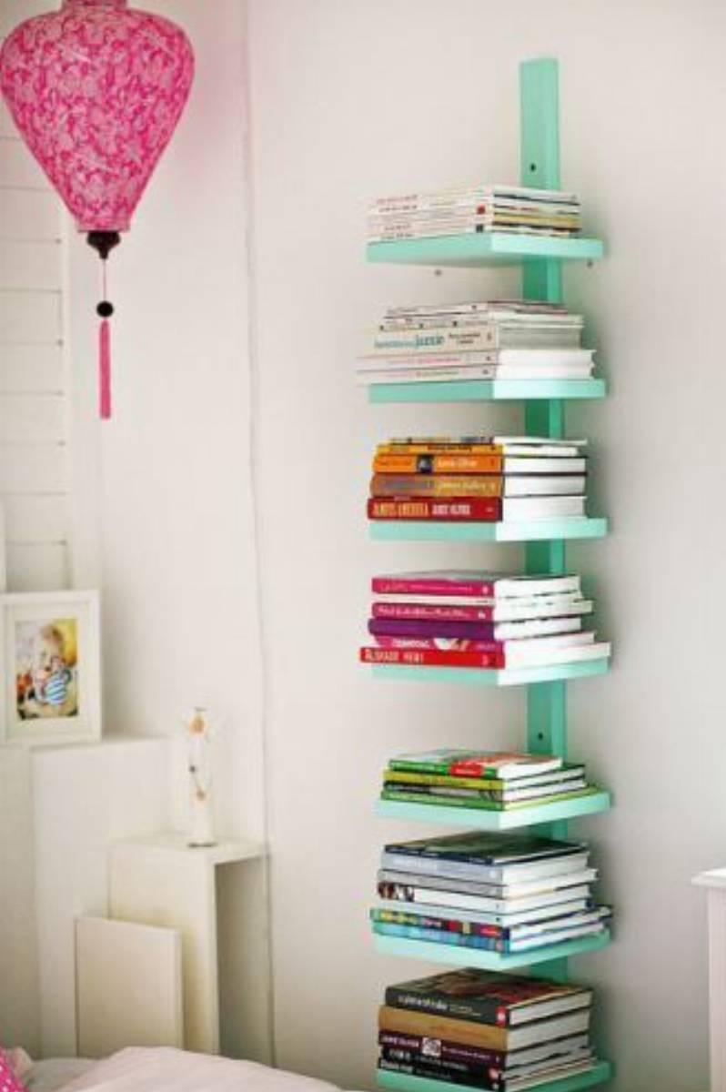 inspiracje pomysły na domową biblioteczkę (4)
