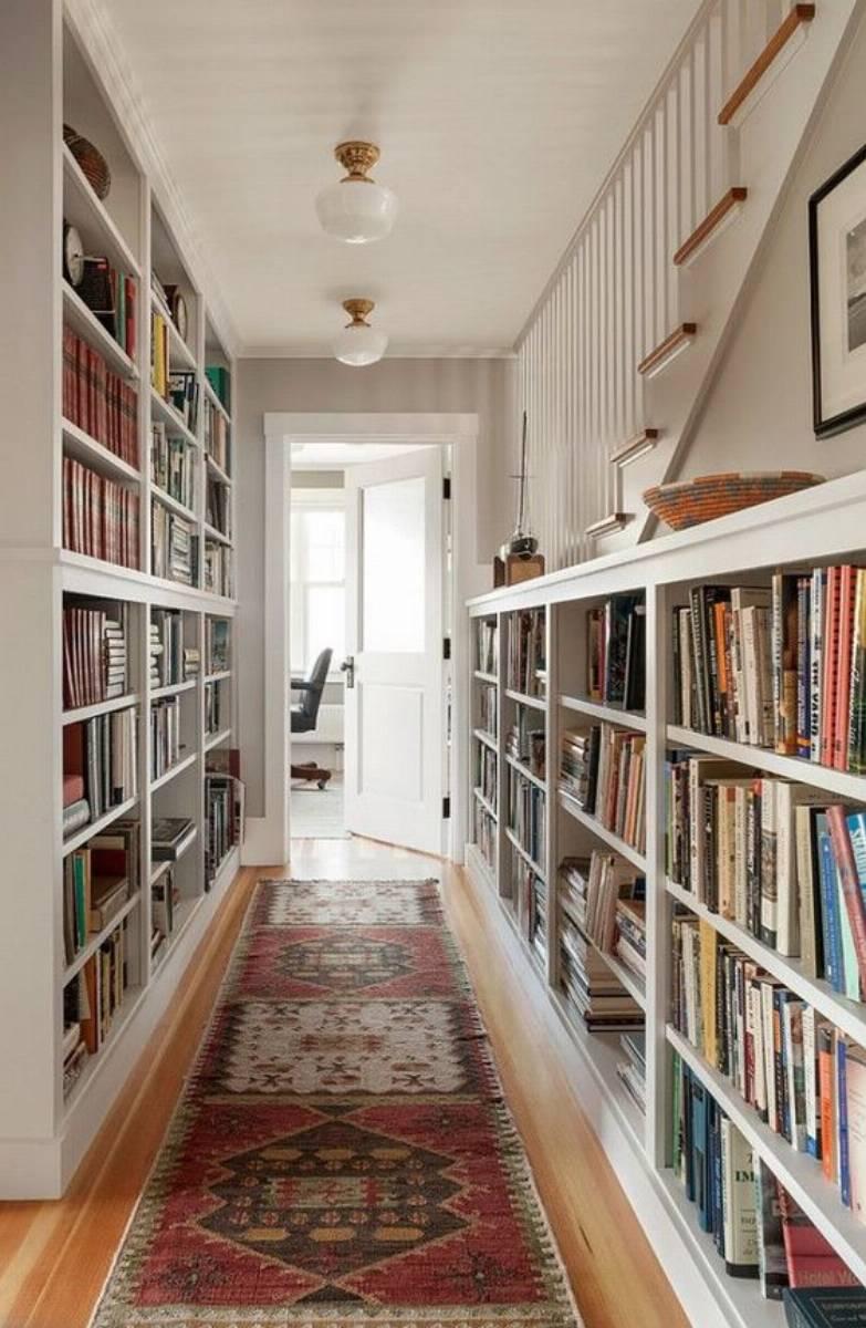 inspiracje pomysły na domową biblioteczkę (6)