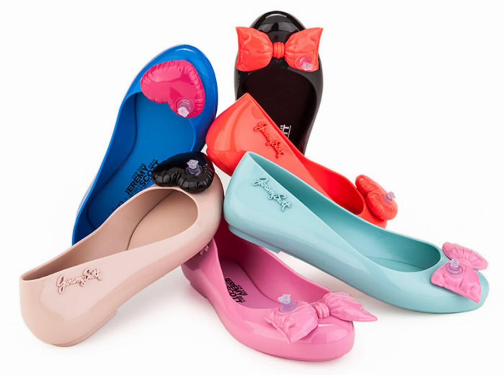 305a78c7c9b20 Kolekcja butów Melissa na jesień 2016 - KobietaMag.pl