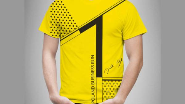 Duet BOHOBOCO zaprojektował Żółtą Koszulkę Lidera dla największego charytatywnego biegu biznesowego