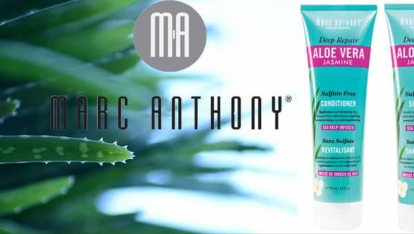 Marc Anthony DEEP REPAIR ALOE VERA & JASMINE dla włosów suchych i zniszczonych