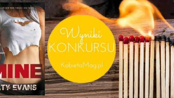 Wyniki konkursu: Namiętne lato z najnowszą powieścią Katy Evans