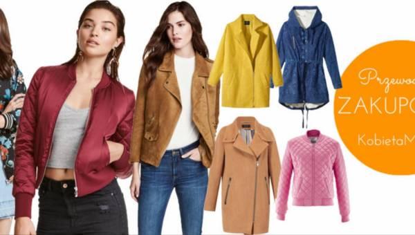 Przewodnik zakupowy: Modne kurtki jesień 2016