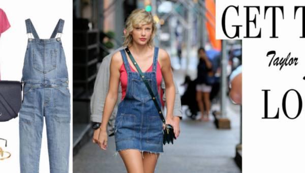 Modne stylizacje: Ubierz się na ostatni wakacyjny weekend jak Taylor Swift