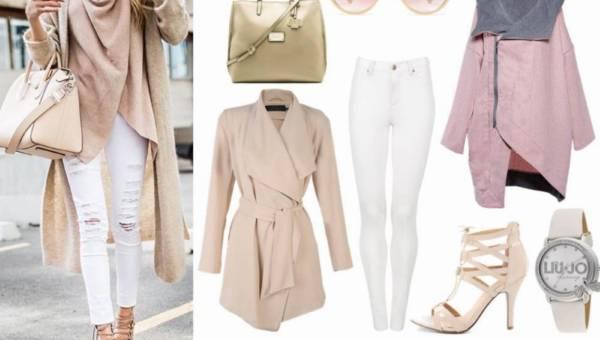 Modowe stylizacje z letnimi płaszczami