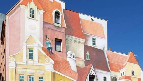 Niezwykłe polskie murale – czy widziałaś chociaż jeden z nich?