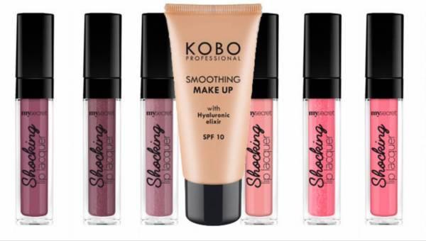 Nowości makijażowe KOBO i My Secret na jesień