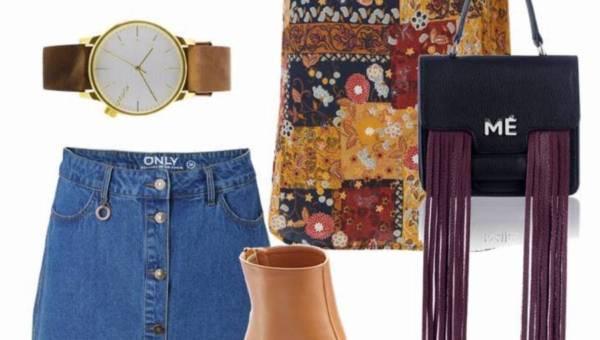 Modowe inspiracje: patchworkowe nadruki na początek jesieni