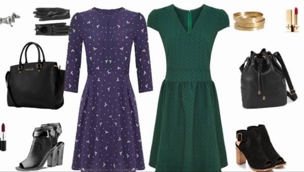 Stylizacje z sukienkami na koniec wakacji