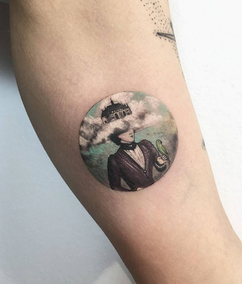 tatuaże damskie 11