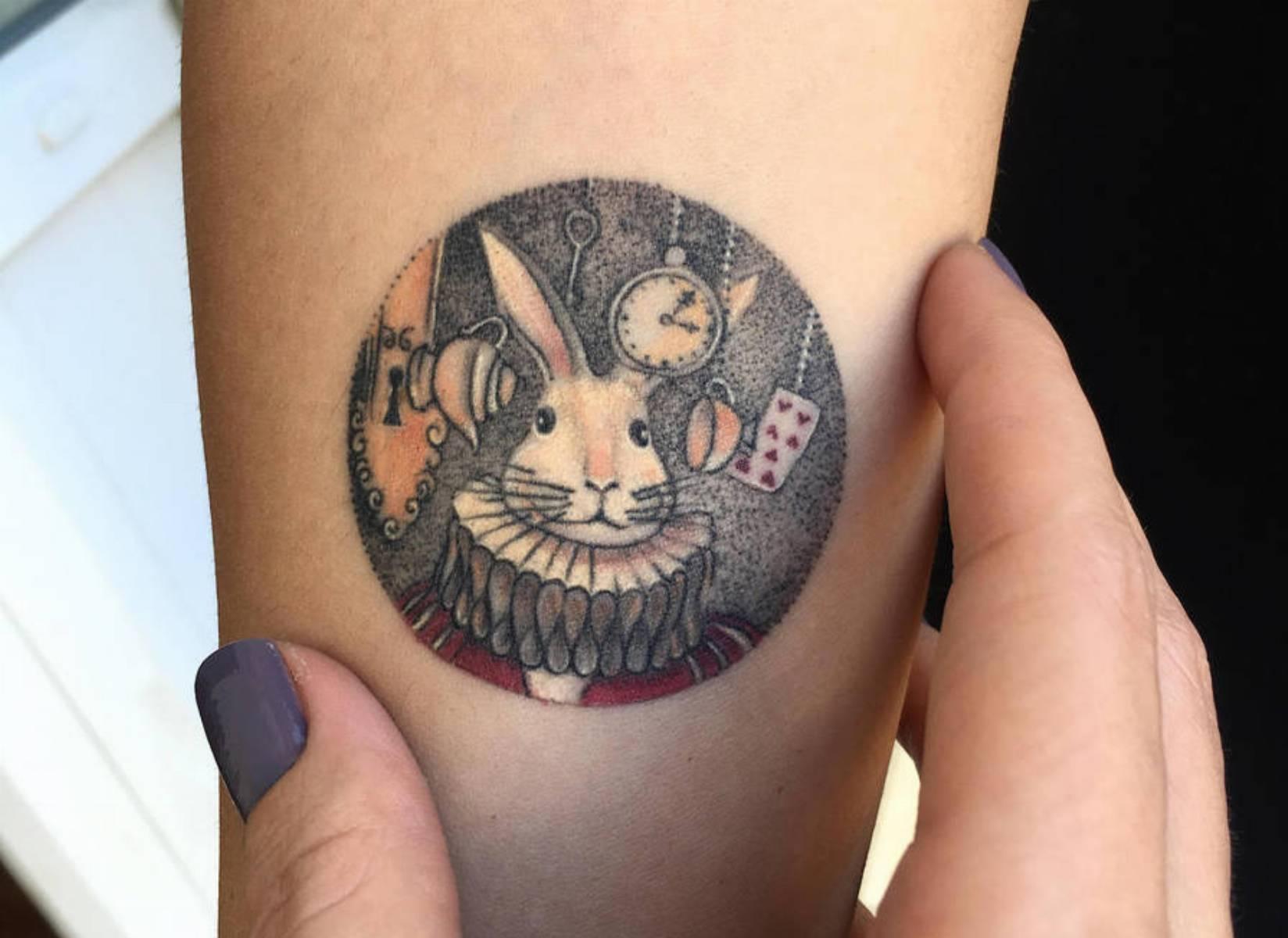 tatuaże damskie 14