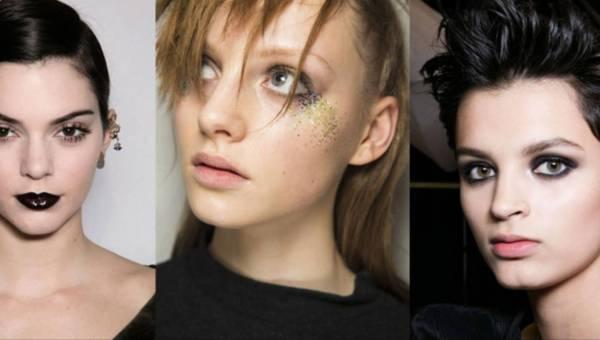 Trendy makijażowe jesień-zima 2016/2017