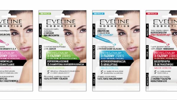 Seria zabiegów SALON ESTHETIC od Eveline Cosmetics