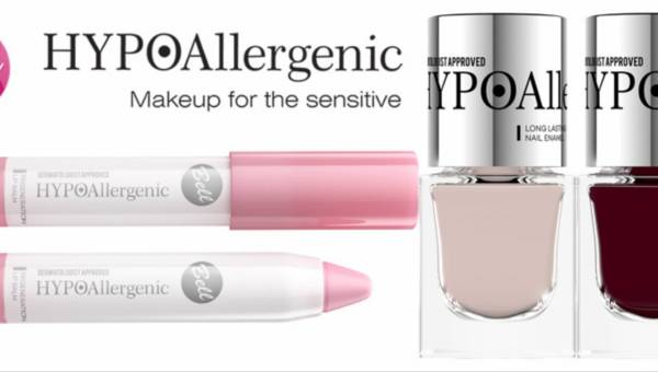 Nowości wśród kolorowych kosmetyków z serii Bell HYPOallergenic