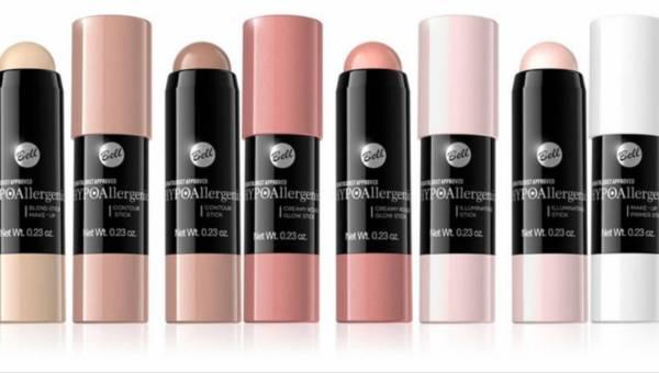 Nowość do makijażu: Bell HYPOAllergenic Make-Up Stick