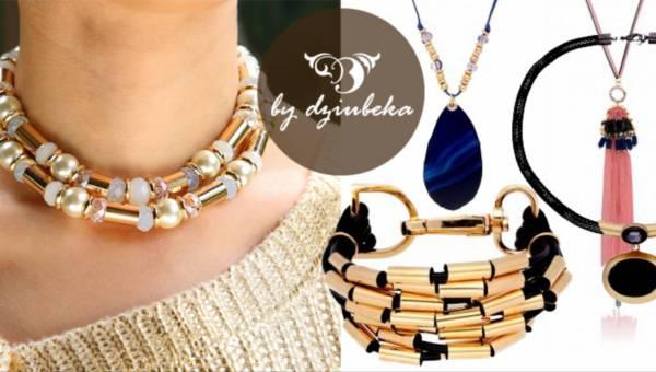Party Time – kolekcja biżuterii By Dziubeka na jesień 2016